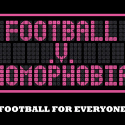 Football v Homophobia grants launched