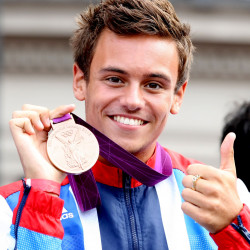 Olympic diver Tom Daley comes out