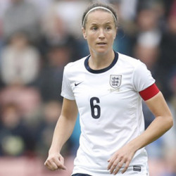 England women's captain Casey Stoney comes out as gay