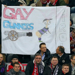 Bayern Munich sanction deals with homophobic abuse