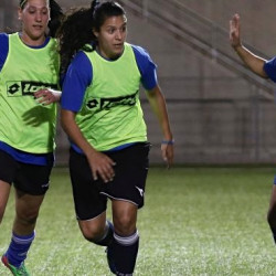 Israeli football team breaks new ground by recruiting Arab women