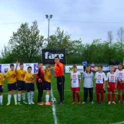 Football tournament brings together Balkans' youth