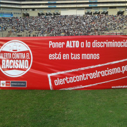 Peruvian government launches campaign to address racism in football