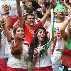 Iran's deputy minister for sports: yes, women can go to watch big matches