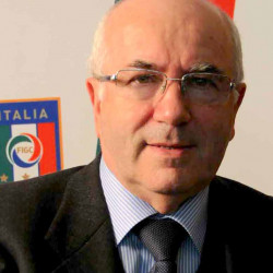 UEFA sanction FIGC President for racism