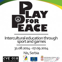 International youth meeting to explore sports' power for integration and peace