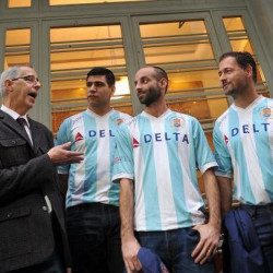 Argentinian Football Association lends support to gay team