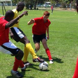 Football helps migrants integrate says Australian study