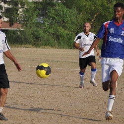 "Could football help migrant communities ""fit in""?"