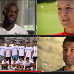 Leading players support Football People