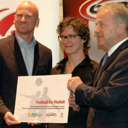 Austrian football launch good practice guide to tackle homophobia