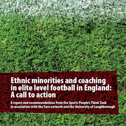 Players in England call for 20% BME coaches by 2020