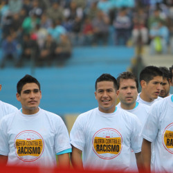 'Growing culture of respect in Peruvian football' says anti-racism campaign
