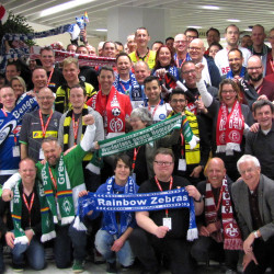 German LGBT fan groups meet at QFF conference in Dusseldorf