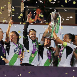 Women's Champions League final to build legacy for women's football in Italy
