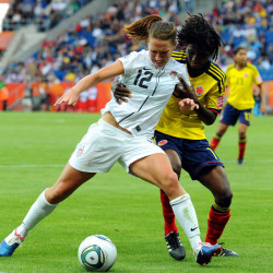CONCACAF celebrate second Women's Football Day