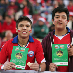 Copa América host highlights the region's cultural diversity during the tournament