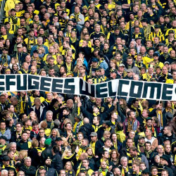 Professional clubs join German FA refugee inclusion campaign