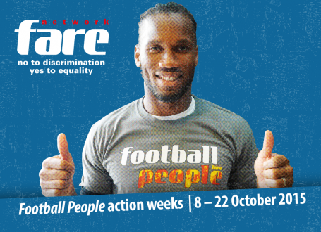 Football People weeks: be inspired and get involved!