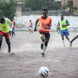 Refugees and Football database launched