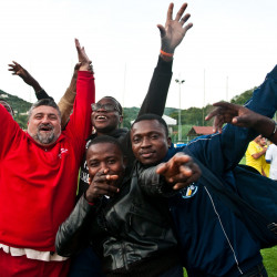Football People movement propels support for Roma and ethnic minorities