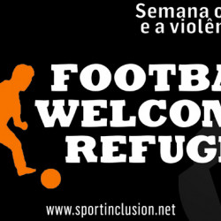 Portuguese professional football teams-up to 'welcome refugees'