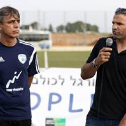 Football People event brings Jews and Arabs together in Israel