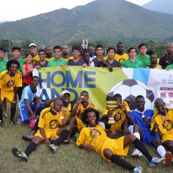 Home & away: refugee football tournament