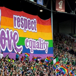 Football v Homophobia month of action kicks-off backed Premier League clubs