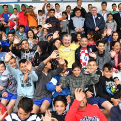 Diversity and inclusion celebrated at youth camp in Croatia