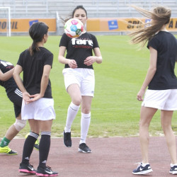 Girl Power: driving female empowerment through football
