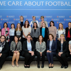 UEFA leadership programme to increase female representation in football boardrooms