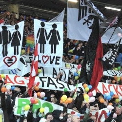 Its IDAHOT and here's a quick overview of some things that football is doing around the world