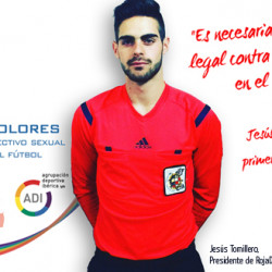 Iberian LGBT network launch anti-homophobia campaign in Spanish football