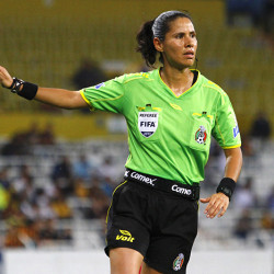 Female referees to make history in Mexican professional football