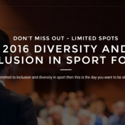 Pioneering forum to discuss inclusion and diversity in Australian sport