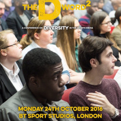 DWord2 conference to discuss diversity in British sports media