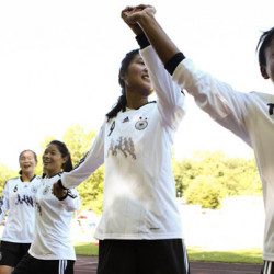 DISCOVER FOOTBALL focus on opportunities for women and women's football in Asia