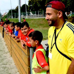 Football breaks down barriers to Roma inclusion in the Czech Republic
