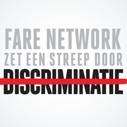 Dutch FA launch social media campaign to 'Cross Out Discrimination'