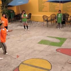 Grassroots football creates new opportunities for children and youth in Mexico