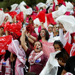 Jordan FA inaugurate first women's stadium ahead of 2018 Asian Cup