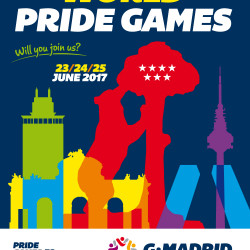 GMadrid Sports opens registration for Pride Games 2017