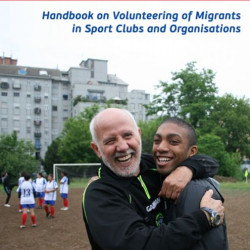 New handbook on volunteering for migrants launched