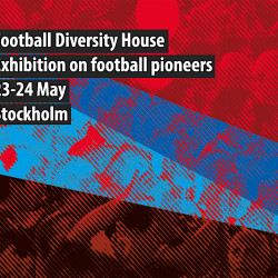 Football Diversity House to make debut in Stockholm