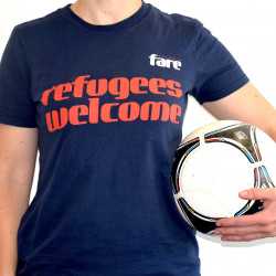 Take a stand, welcome refugees