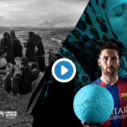 FC Barcelona Foundation and UNHCR hold international forum on football in support of refugees