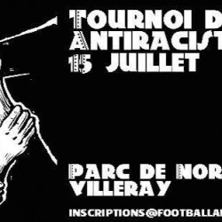 Anti-racism tournament in Montréal