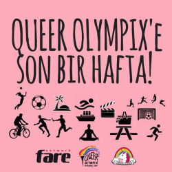 Pioneering sporting event to challenge homophobia in Turkey