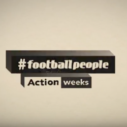 Football People weeks launch focus on tackling discrimination in 50 countries